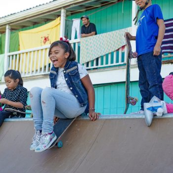 Skatelite donated sheets to Olio Artistry in partnership with Keen Ramps to build a miniramp for an orphanage in Tijuana, Mexico.  @olioartistry @keenramps  @skatelite