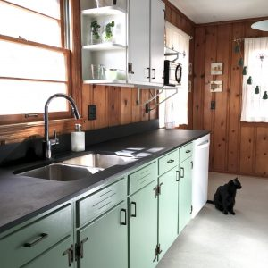 Green's Design & Supply - Chattanooga, TN  Grays Harbor Richlite  Kitchen Counter